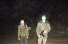 На Закарпатті прикордонники затримали росіянина, який намагався перелізти через паркан кордону зі Словаччиною