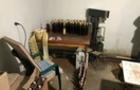 В Ужгороді працював підпільний цех з виробництва коньяку