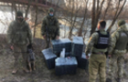 На Тячівщині прикордонники знайшли 9 пакунків з сигаретами біля річки Тиса