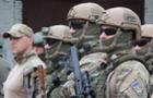 До Мукачева прибув заступник керівника Нацполіції та спеціальний загін поліції