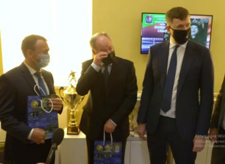 В Ужгороді відкрили музей футболу імені Йожефа Сабо
