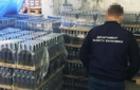 Фальсифікований алкоголь вироблений на Львівщині, зберігався на перевалочній базі в Закарпатській області