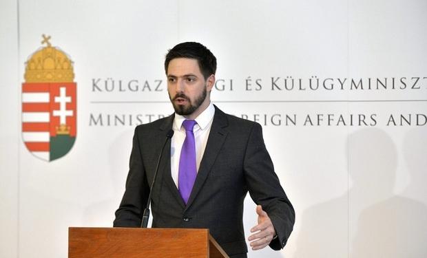 На Закарпаття приїде заступник міністра зовнішньої економіки та закордонних справ Левенте Модьор