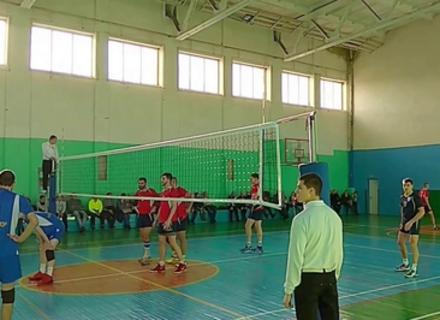 Закарпатські команди провели матчі другого туру Чемпіонату з волейболу