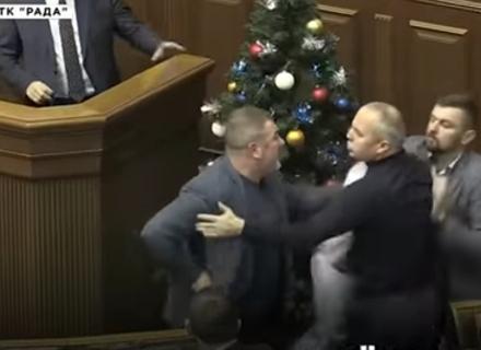 "Президент ""Дніпра-1"" побився з екс-президентом ""Говерли"" Шуфричем"