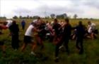 На Тячівщині сталася масова бійка між селянами