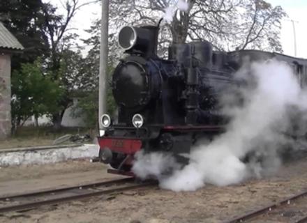 Чому на Закарпатті провалився проект з туристичним паровозом