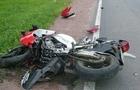 На Рахівщині розбився мотоцикліст. Дівчина-пасажирка - у важкому стані