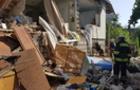 На Свалявщині через вибух газу зруйновано будинок, постраждали двоє осіб