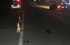 На Тячівщині водій на Форді збив підлітка і втік. Підліток - без свідомості