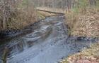 На Перечинщині стався витік нафтопродуктів (ФОТО)