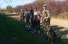 На Ужгородщині прикордонники затримали трьох нелегалів з Африки