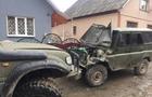 На Закарпатті контрабандисти протаранили патрульний автомобіль прикордонників