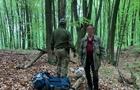 На Березнянщині прикордонники ганялися по лісу за громадянином Німеччини