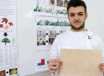 Школяр із Хустщини переміг на Олімпіаді геніїв, що проходила в США