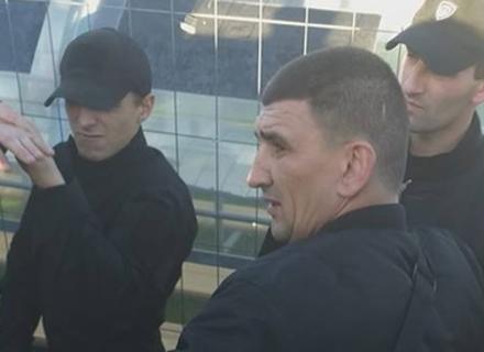 Після матчу Минай - Динамо проти уболівальників з Києва невідомі застосували газовий балончик та погрожували пістолетом