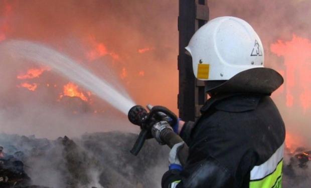 У Перечині згорів будинок. Врятовано двох людей