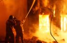 Чотири масштабні пожежі сталися на Закарпатті за минулу добу