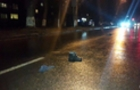 Терміново! В Ужгороді автомобіль БМВ збив людину біля автовокзалу. Водій втік