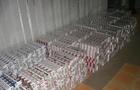 На Закарпатті прикордонники забрали у серба сигарети на півмільйона гривень