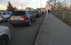 Вже третій день на Закарпатті фактично заблоковано проїзд через деякі КПП на держкордоні з Угорщиною (ВІДЕО)