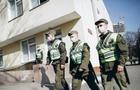 Закарпатську обласну інфекційну лікарню охоронятиме Галицька бригада Нацгвардії