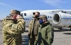 Як президент Зеленський оглядав на Закарпатті їдальню військових (ВІДЕО)