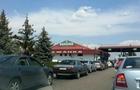 На Закарпатті через буревій виникли проблеми з проїздом на українсько-угорському кордоні