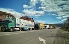 """Два дні КПП """"Ужгород"""" на українсько-словацькому кордоні буде закритий для вантажівок"""