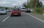 Біля Мукачева автомобіль вилетів у кювет