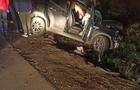 Смертельна ДТП на Іршавщині - загинув водій позашляховика