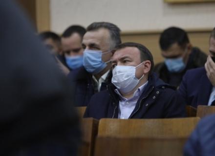 Робота Мукачівської районної ради заблокована через амбіції представників влади