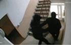 Камери відеоспостереження зафіксували двох злодіїв, які обікрали квартиру в Мукачеві (ВІДЕО)