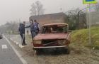 На Мукачівщині автомобіль злетів у кювет