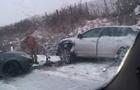 На Іршавщині зіштовхнулися два автомобіля (ВІДЕО)
