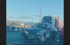 Біля Хуста зіткнулися два автомобіля (ВІДЕО)
