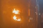 У Мукачеві згоріла квартира в багатоповерхівці
