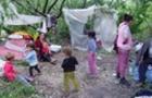 Європейський суд присудив Україні штраф за спалення наметового поселення закарпатських ромів