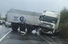 На Мукачівщині сталася ДТП за участі вантажівки