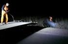 Біля Хуста автомобіль перекинувся на дах