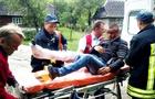 Хлопець, який вчора випав з потягу на Закарпатті, виявився крадієм