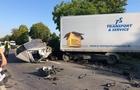 У масштабній аварії біля Мукачева постраждали люди з трьох різних областей (ВІДЕО)