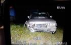 На Рахівщині автомобіль занесло у кювет. Жінка-пасажир - у лікарні