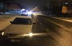 В Ужгороді автомобіль на пішохідному переході збив чоловіка. Збитий - без свідомості