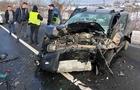 Масштабна аварія під Ужгородом: Зіштовхнулися 5 автомобілів, постраждало 7 людей (ФОТО, ВІДЕО)