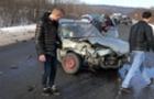 У масштабній аварії під Ужгородом постраждали двоє громадян Словаччини (ВІДЕО)