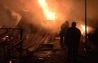 Рятувальники розповіли про масштабну пожежу в Мукачеві