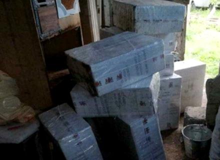 Словацька поліція виявила у прикордонному з Україною селі перевалочний пункт контрабандистів