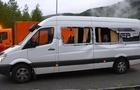 У Словаччині потрапив у ДТП мікроавтобус, яким керував житель Закарпаття (відео)