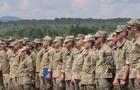 На Закарпатті 40 військових інструкторів із Великобританії навчають воїнів 128-ї бригади